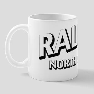 Raleigh, NC Mug