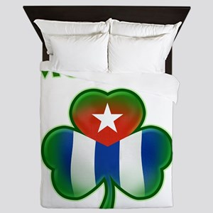 McCuban_both Queen Duvet