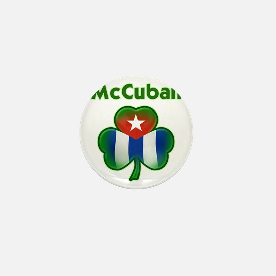 McCuban_both Mini Button