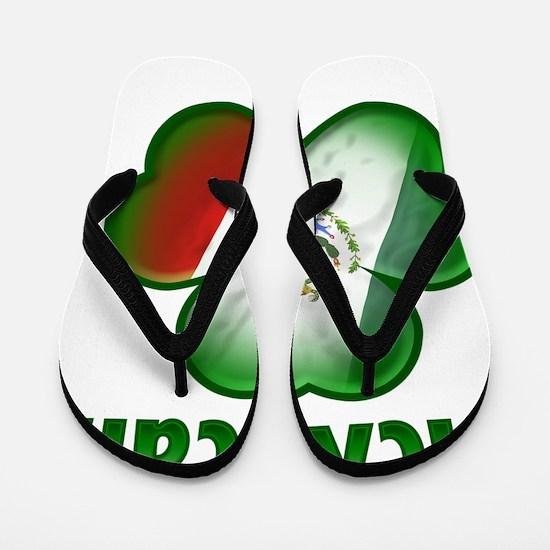 McXican_light Flip Flops