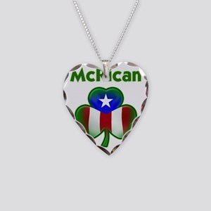 McRican_both Necklace Heart Charm