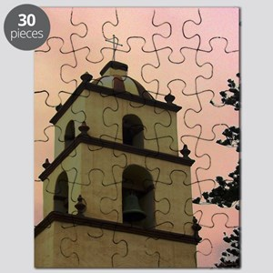 Mission Bell Poster Puzzle