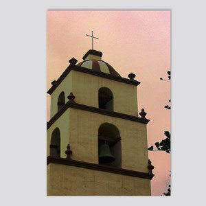 Mission Bell Poster Postcards (Package of 8)