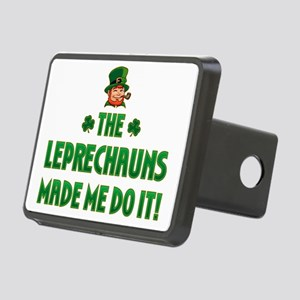 the_leprechauns_made_me_do Rectangular Hitch Cover