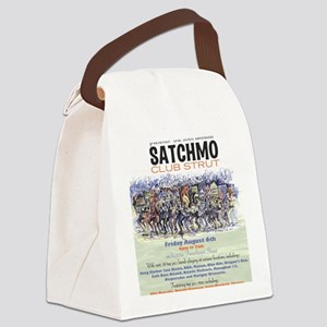 2-Tshirt Canvas Lunch Bag