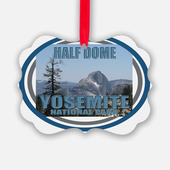half dome Ornament
