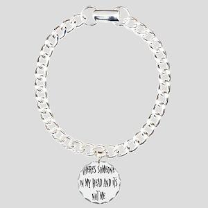 blackfill Charm Bracelet, One Charm