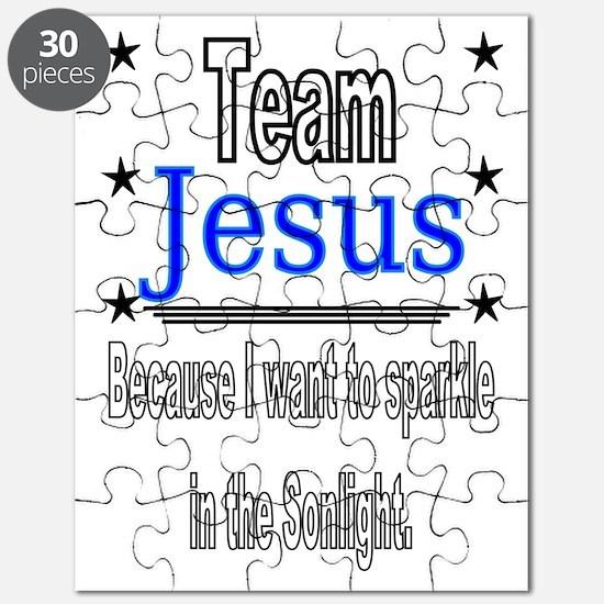 Team Jesus sonlight Puzzle