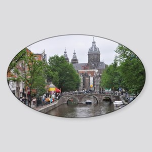 DSC_0025poster Sticker (Oval)