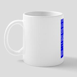 6-BSOD-Blue Mug