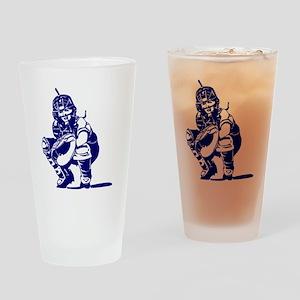 2102534_BLUE Drinking Glass