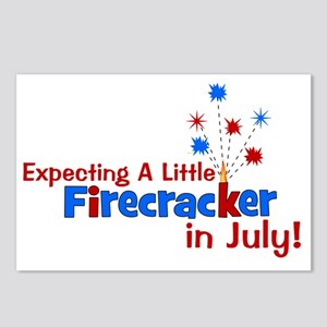 expectingalittlefirecrack Postcards (Package of 8)