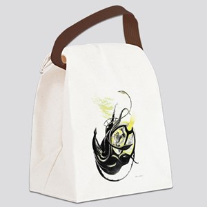 Jetmarine_square_trans Canvas Lunch Bag