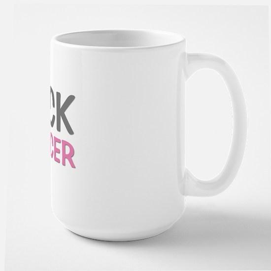 fckcancer Large Mug
