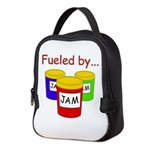 Fueled by Jam Neoprene Lunch Bag