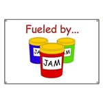 Fueled by Jam Banner