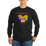 Fueled by Jam Long Sleeve Dark T-Shirt