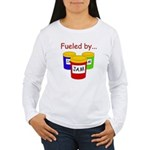 Fueled by Jam Women's Long Sleeve T-Shirt