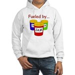 Fueled by Jam Hooded Sweatshirt