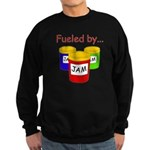 Fueled by Jam Sweatshirt (dark)