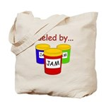 Fueled by Jam Tote Bag