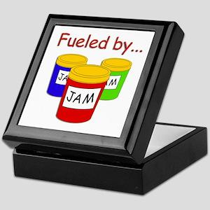 Fueled by Jam Keepsake Box