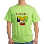 Fueled by Jam Green T-Shirt