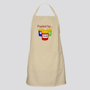 Fueled by Jam Apron