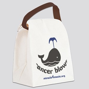 0004_cancerblows_whale_lt Canvas Lunch Bag