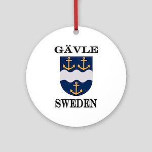 The Gävle Store Ornament (Round)