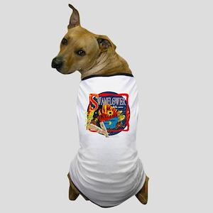 EclipseMovie_Swanflower1 Dog T-Shirt