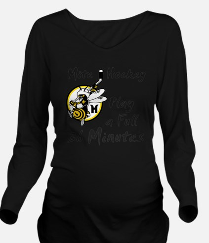 36 Minutes Long Sleeve Maternity T-Shirt
