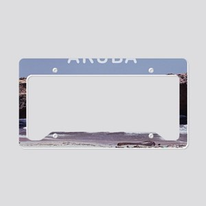 Aruba2 License Plate Holder