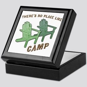 camp Keepsake Box