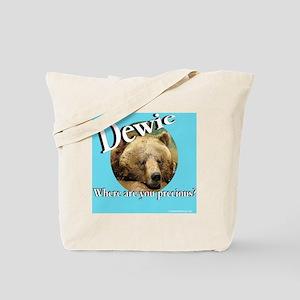 dewie2 Tote Bag