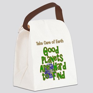 takecareofearth Canvas Lunch Bag