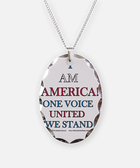 One Voice UNITED Necklace