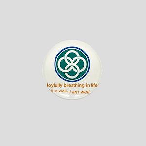 Joyful Celtic Mini Button
