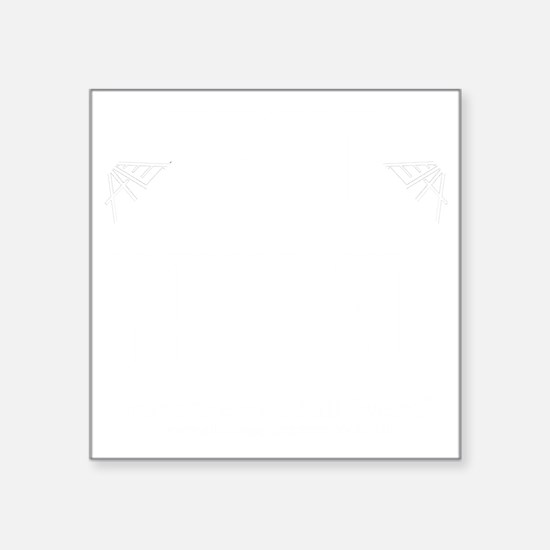 "teamyankshirt Square Sticker 3"" x 3"""