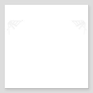 "teamyankshirt Square Car Magnet 3"" x 3"""