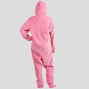 teamyankshirt Footed Pajamas
