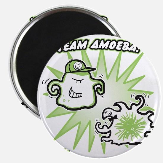team-amoeba-greener Magnet