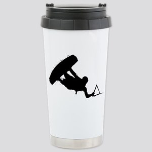 wakeboarder1 Stainless Steel Travel Mug