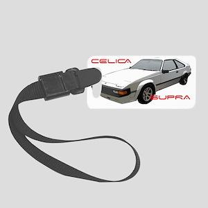 Toyota-Supra Small Luggage Tag