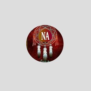 2-NA INDIAN Mini Button