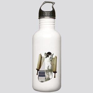 catmitzvah for dark Stainless Water Bottle 1.0L