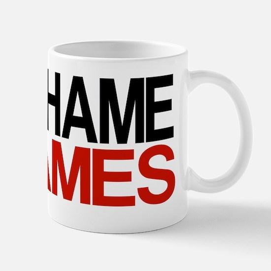 SHAME1_spag Mug