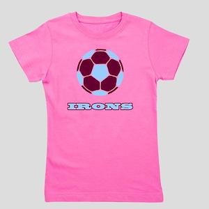 IRONS copy Girl's Tee
