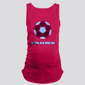 IRONS copy Maternity Tank Top