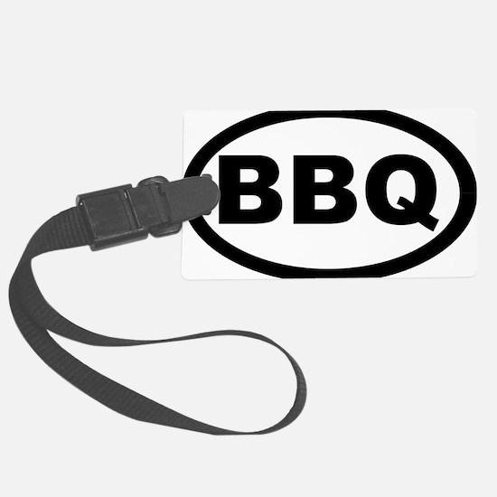 bbq_car Luggage Tag
